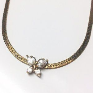 Jewelry - Dainty Butterfly Gold Chain Necklace